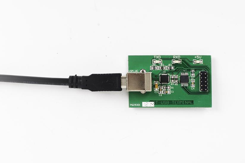 单核USB终端