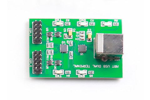 Dual-Core-USB-to-UART-Adapter